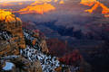 sunrise from Mather Point print