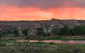 Sunset Green River print