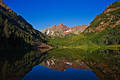 The Classic Maroon Bells print