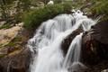 Lower Waterfall McCullough Gulch print
