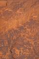 Petroglyphs at Sand Island print
