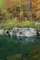 Fall Colors along Richland Creek print