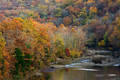 Fall on Lee Creek print