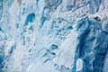 Glacier Detail print