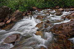 colorado, streams, summer
