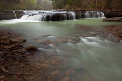 arkansas, spring, waterfalls