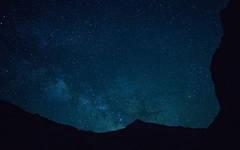 Milky Way over Camp 2