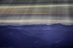 Denver Skyline from Mount Evans