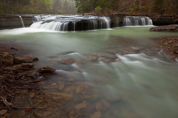 arkansas, spring, waterfalls, photo