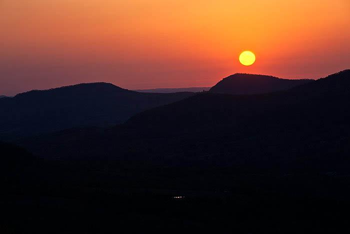 arkansas, sunrise, photo