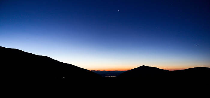 Colorado, sunrise, photo