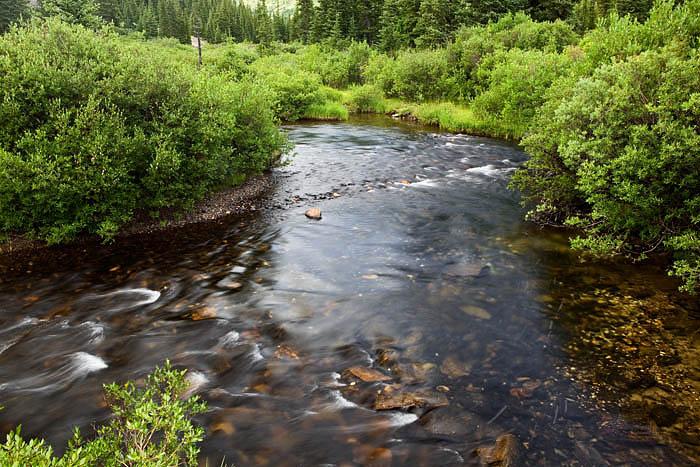 Colorado, streams, photo