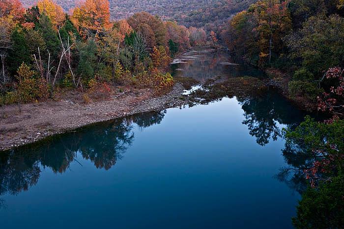 arkansas, streams, fall, photo