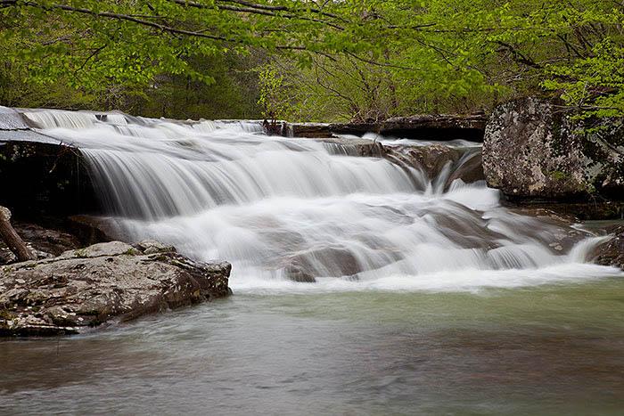 arkansas, spring, waterfalls
