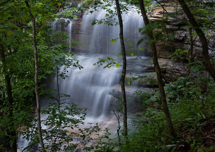 arkansas, waterfalls, spring, photo