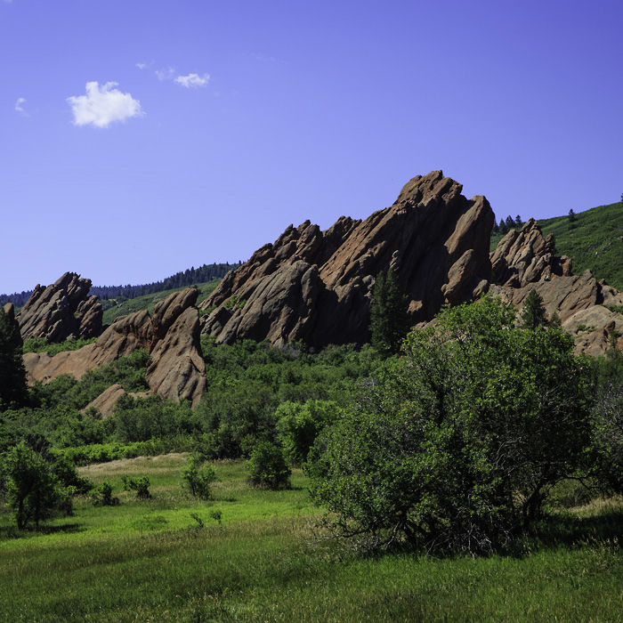 Roxborough  State  Park