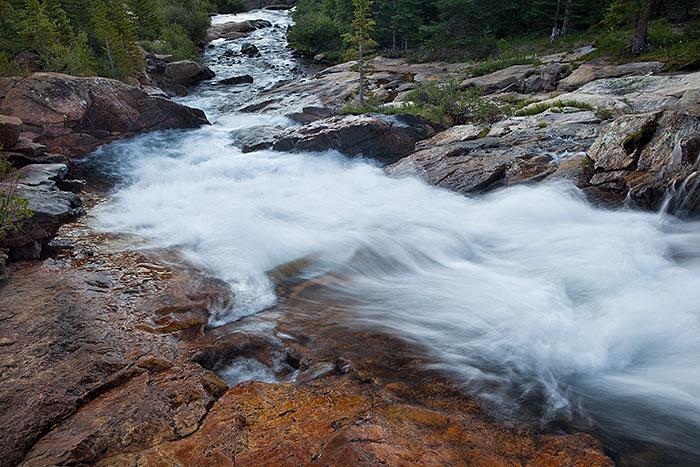 colorado, streams, summer