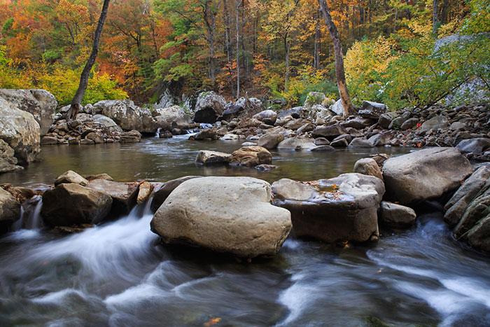 One of my favorite spots in Arkansas