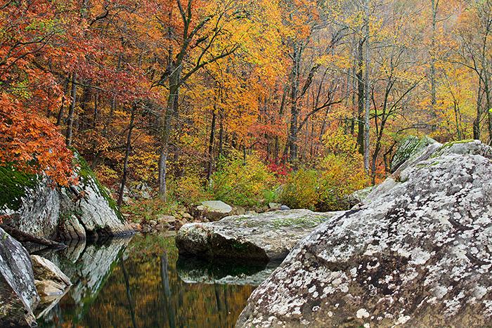 Arkansas, , Fall